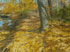 link to the painting titled Maple Path